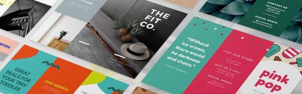 Catalogue online thường được thiết kế và xuất bản dưới dạng file PDF để dễ dàng, nhanh chóng gửi đến người tiêu dùng