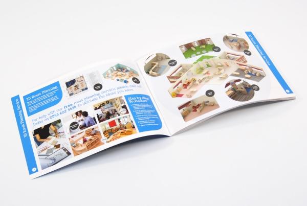 Áp dụng quy trình thiết kế để có được bản Catalogue đẹp nhất
