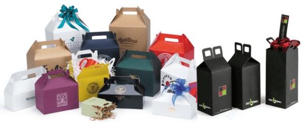 Hộp giấy có nhiệm vụ chính trong việc bảo vệ sản phẩm khỏi các yếu tố từ bên ngoài