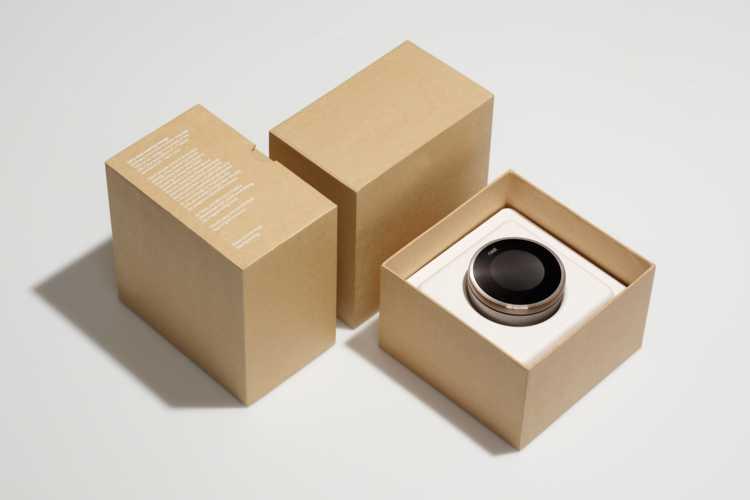 thiết kế hộp giấy